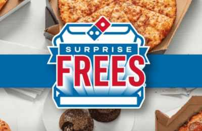 Domino's $50 Million Giveaway