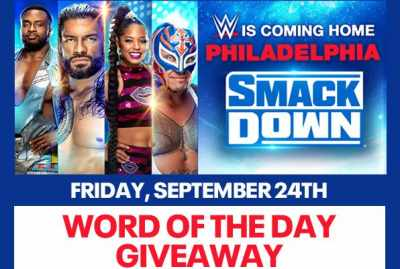 SmackDown Word of the Day Giveaway