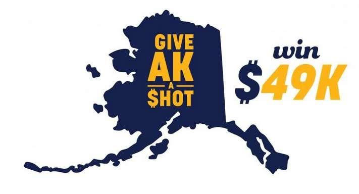 Give AK A Shot Sweepstakes 2021