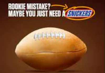 Snickers Rookie Mistakes Sweepstakes