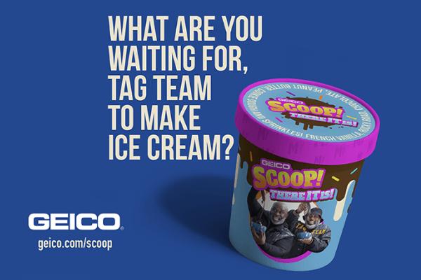 GEICO Ice Cream Sweepstakes