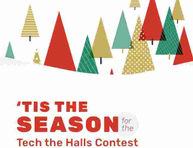 Tech the Halls Contest