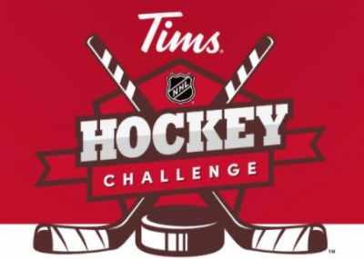 Tim Hortons NHL Hockey Challenge Contest