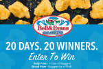 Bell & Evans Nugget Anniversary Sweepstakes