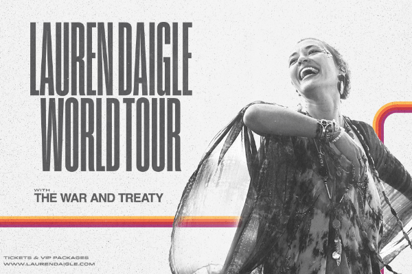 Lauren Daigle World Tour Sweepstakes