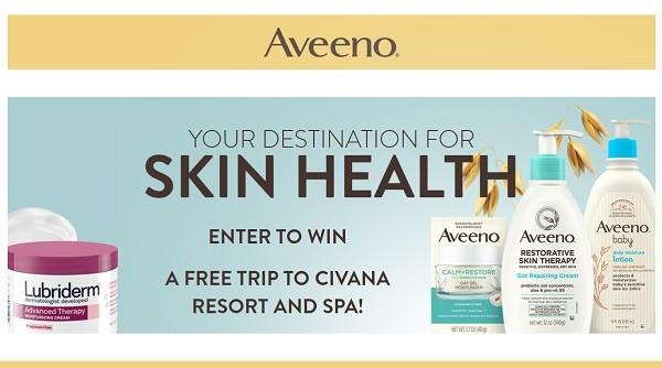 Aveeno Skin Therapy Sweepstakes