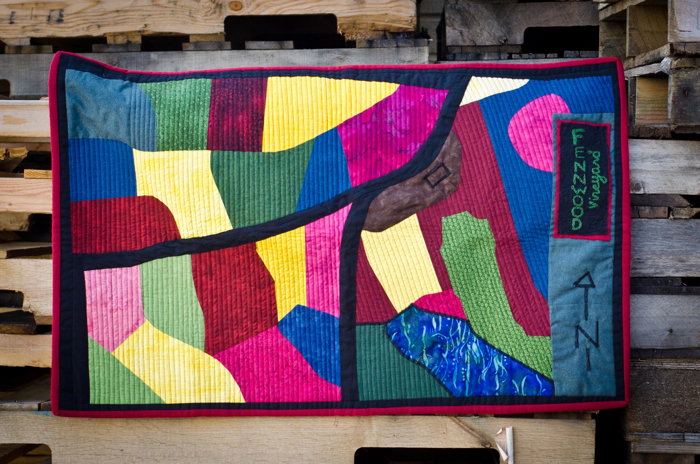 Winery Quilt 7