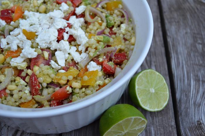 Couscous Salad 4