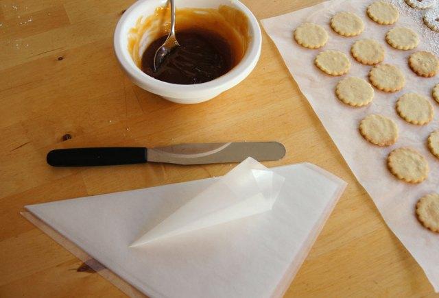 Marmelade vorbereiten