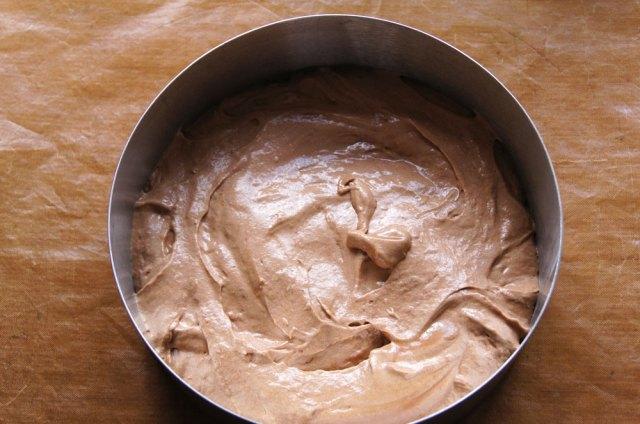 Kuchen vorm Backen