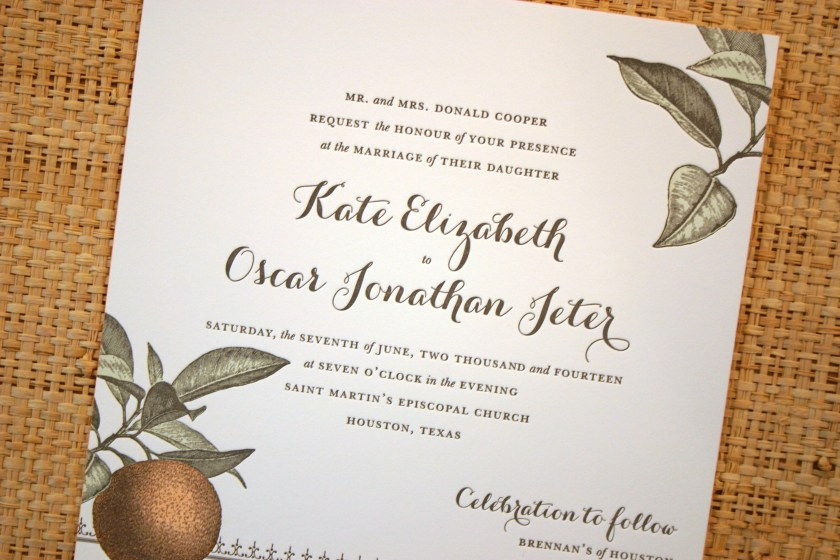 What Should Wedding Invitations Say Ideas