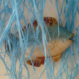 fish in seaweed :)