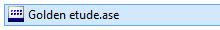 Adobe Color: locate the file