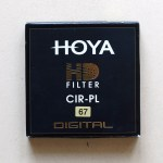 Hoya CIR-PL filter