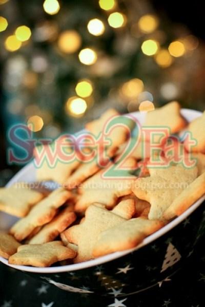 Cookies and stars sugar cookies