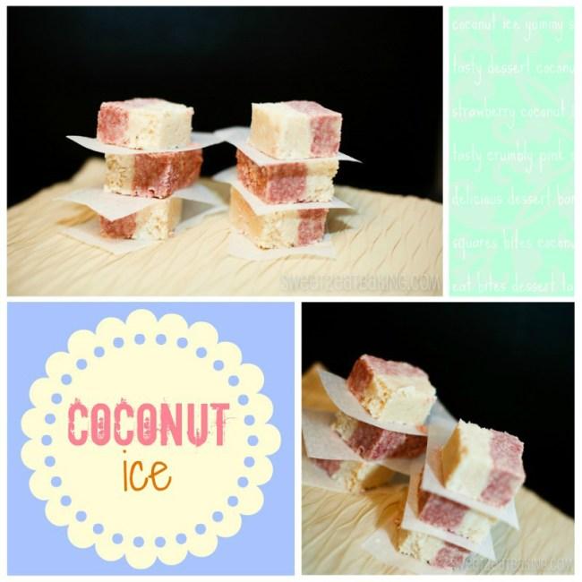 Coconut Ice by Sweet2EatBaking.com