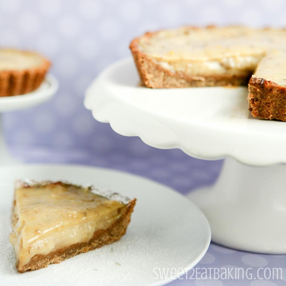 Banana Cream Pie by Sweet2EatBaking.com
