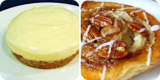 Orange Cheesecake | Sweet Rolls