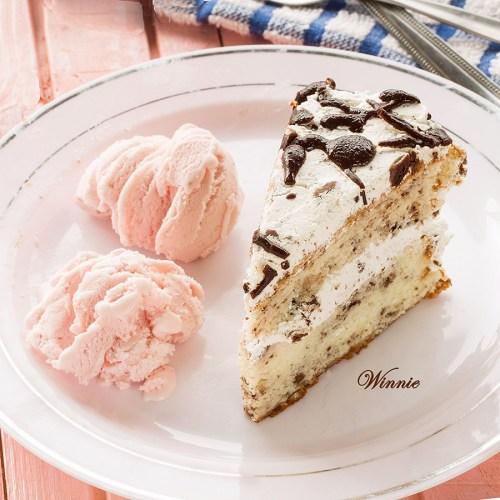 Oreo Chiffon Cake