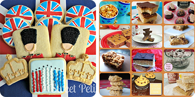 Cool Britannia: Trooping the Colour | 13 Cookie Butter/Biscoff Treats
