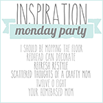 Inspiration Monday Link Party