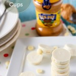 Mini White 巧克力 Peanut Butter Cups Recipe | 甜2吃烤#peanutbutter #cups #recipe
