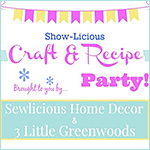 Show-Licious Craft & Recipe Link Party