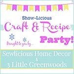 Show-Licious Craft & Recipe Link Party