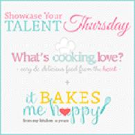 Showcase Your Talent Thursday Link Party