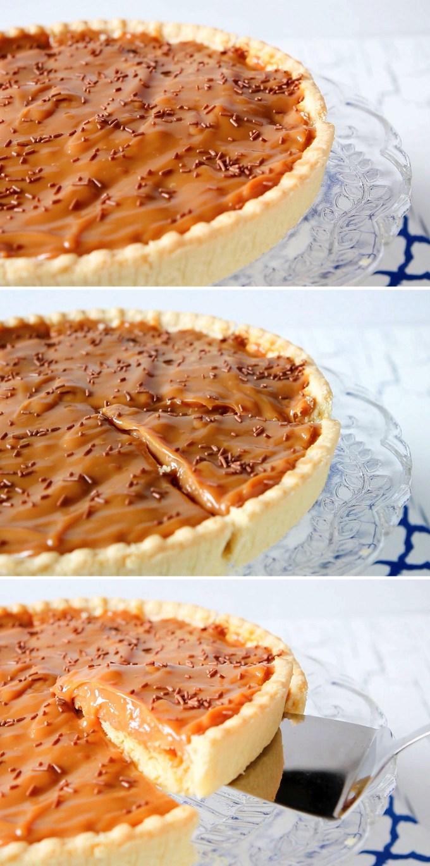 recipe: caramel tart recipe condensed milk [18]