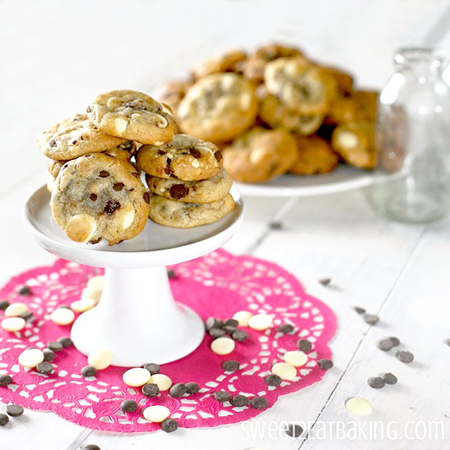 Fruit, Nuts and Chocolate Cookies by Sweet2EatBaking.com