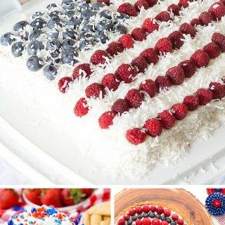 21 Perfectly Patriotic Desserts