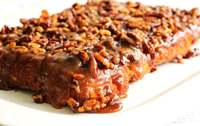 Sticky Buns Recipe on Sweet2EatBaking.com