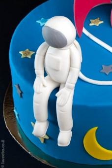 אסטרונאוט בצק סוכר