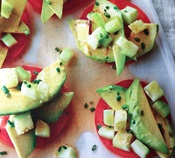 Gluten Free Chipotle Lime Avocado Salad