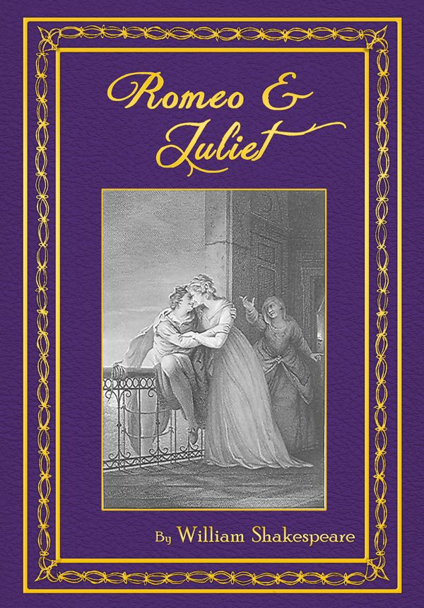Romeo And Juliet Personalised Novel