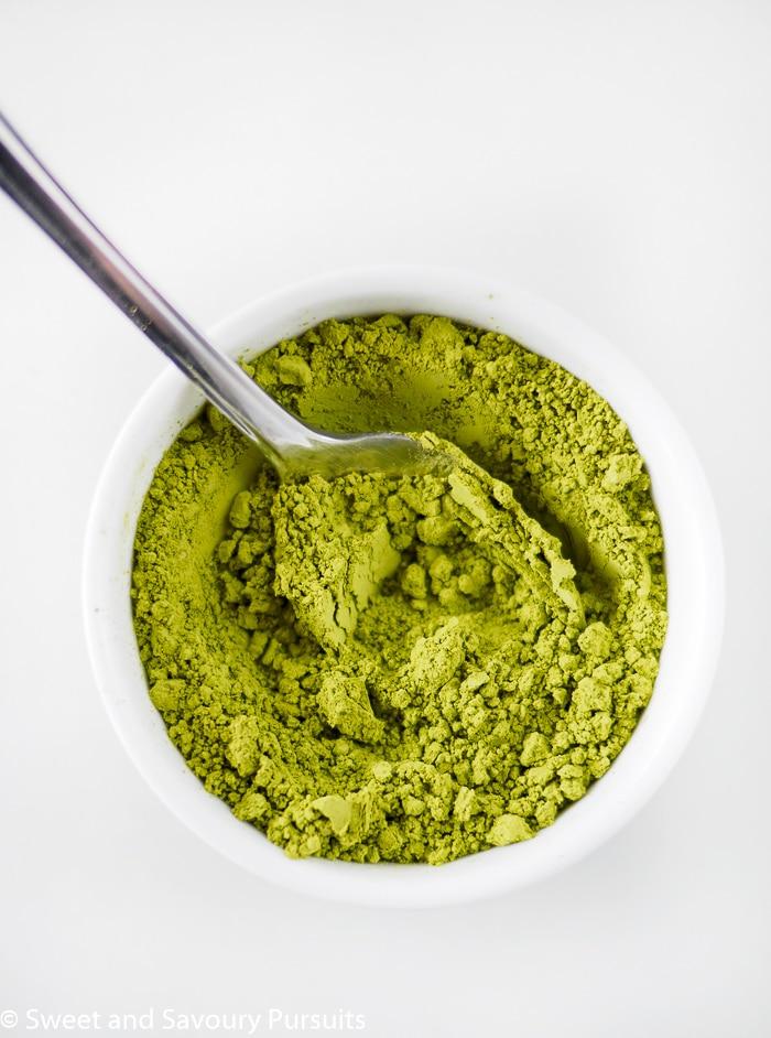 Matcha Green Tea Latte