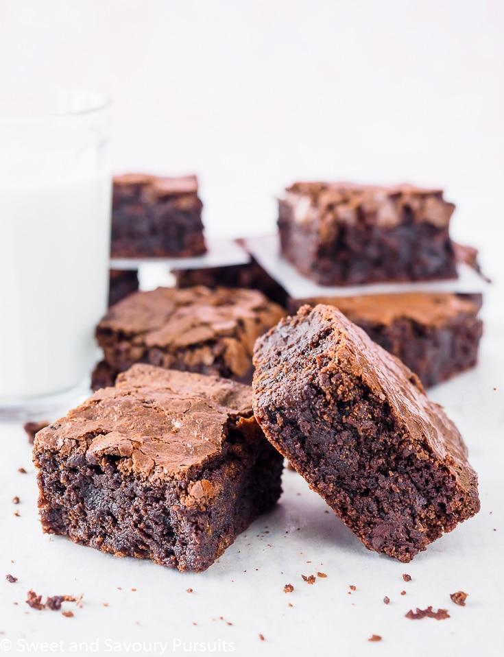 Gluten-Free Almond Flour Brownies