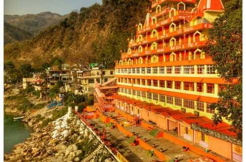 Rishikesh Tourist Places