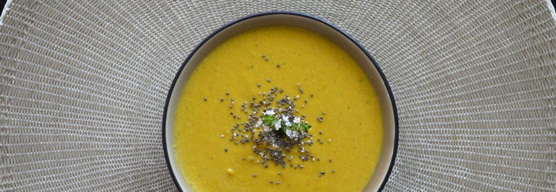 Σούπα Βελουτέ με Μπρόκολο & Γλυκοπατάτα_sticky