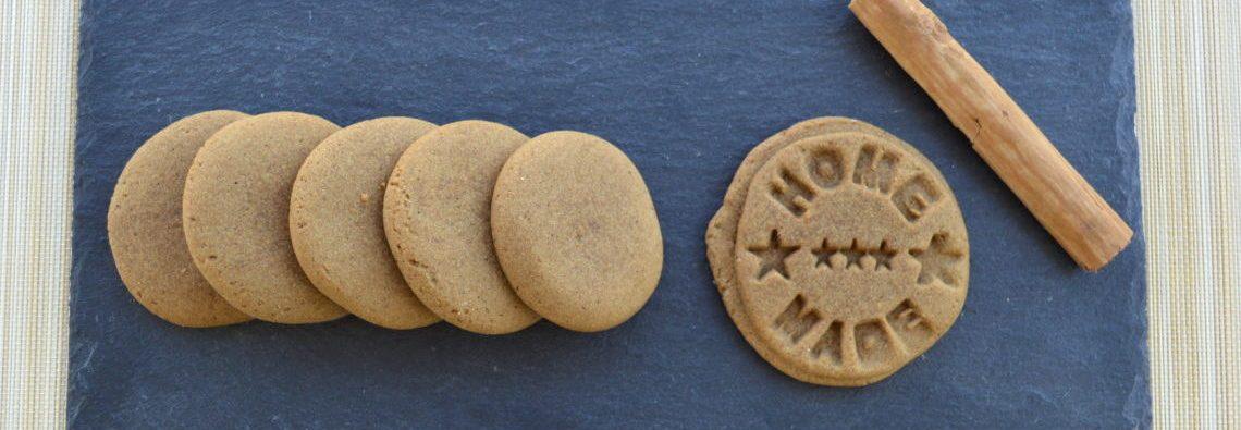 Μπισκότα με Τζίντζερ & Κανέλα_sticky