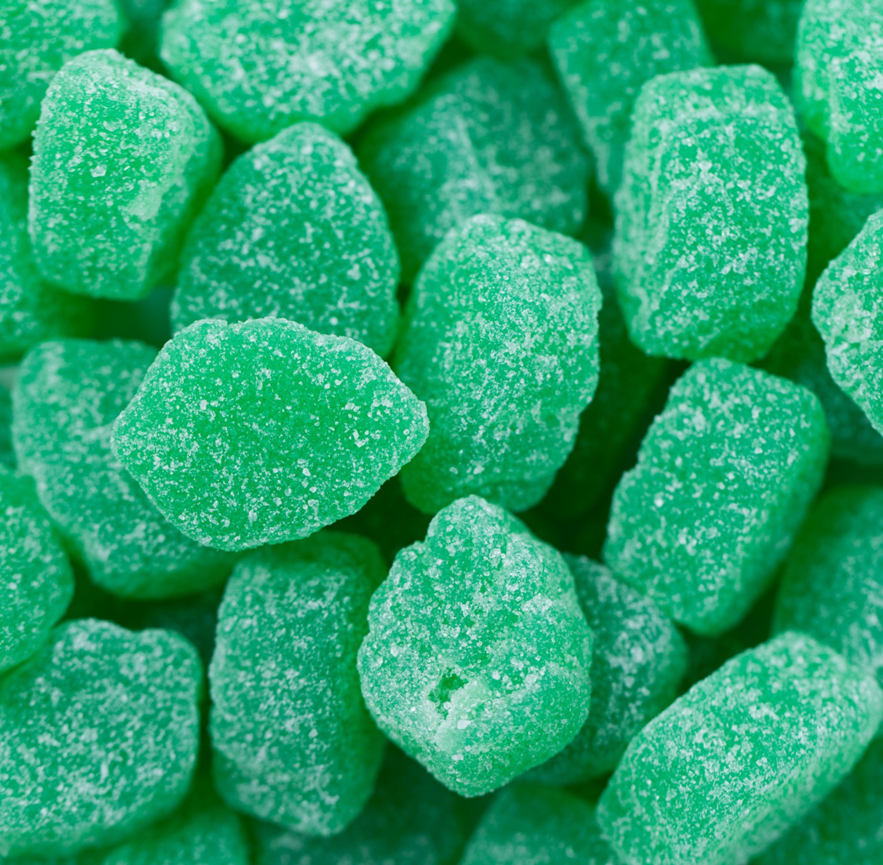Farley Spearmint Leaves Sweet City Candy