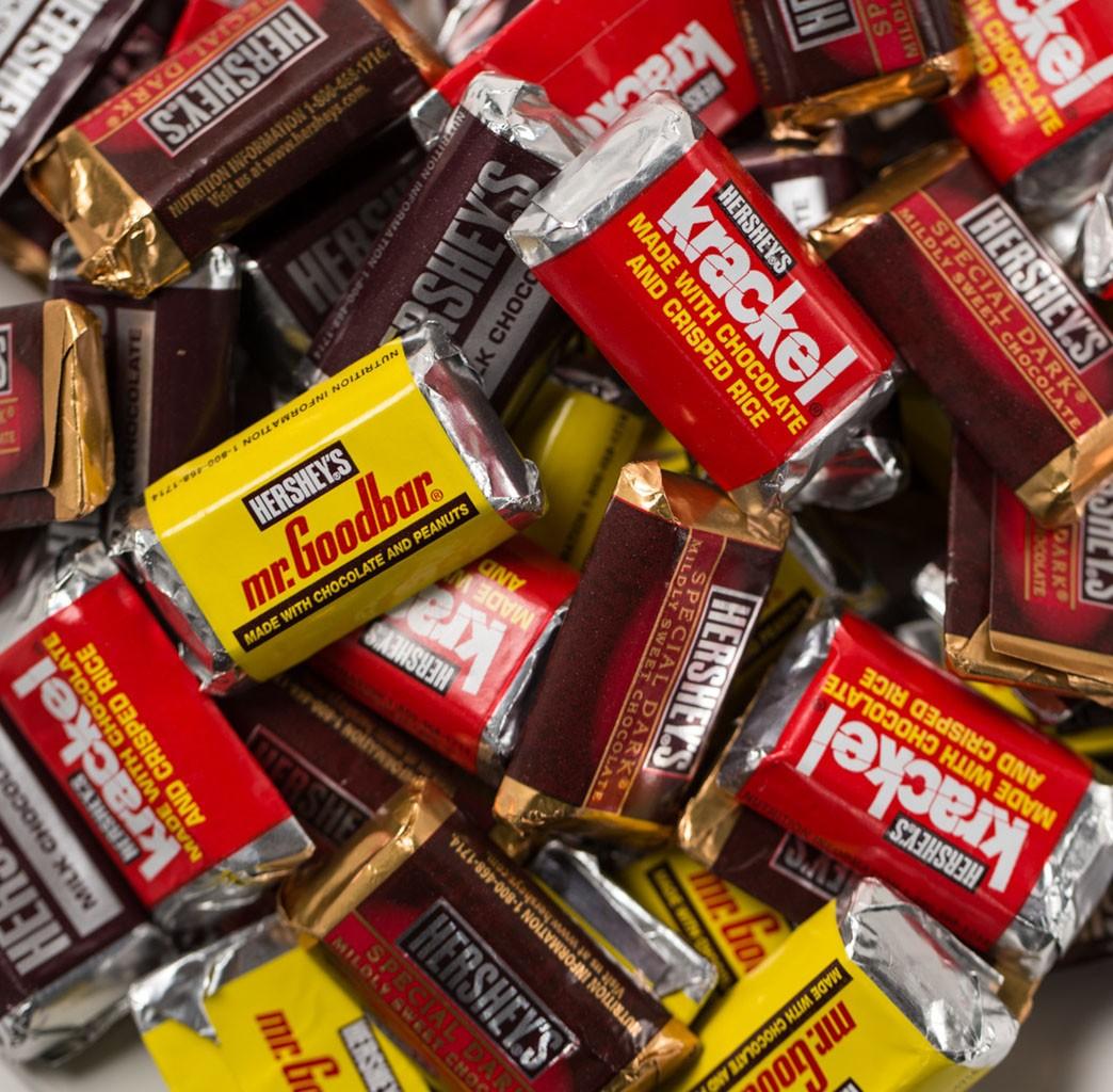 Hershey Miniatures Chocolate Bars