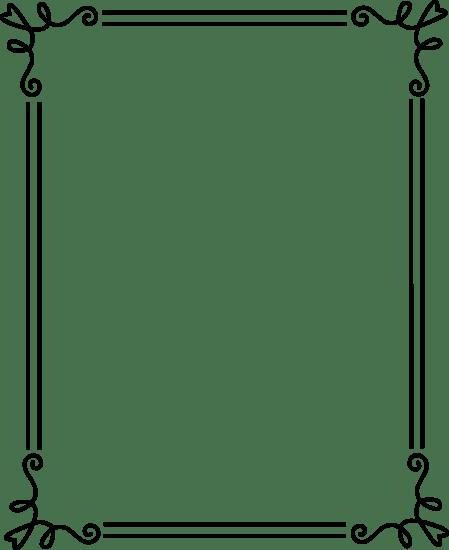 Funeral Border Transparent
