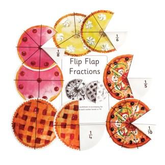 Flip Flap Fractions