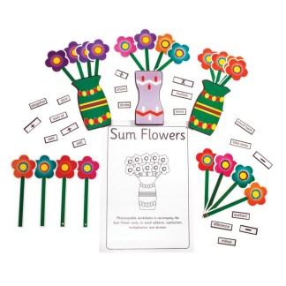 Sum Flowers