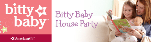 bitty baby house party