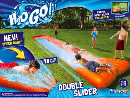 H20 Go Water Slide