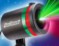 Star shower laser