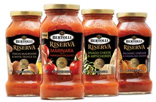 Bertolli Riserva Sauces